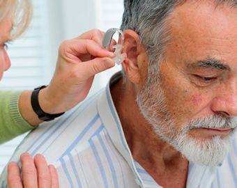 Perda da audição na velhice: por que ela ocorre?!